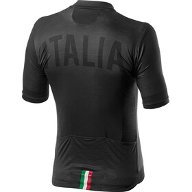 Castelli Italia 2.0 Maillot Manches courtes Homme, light black